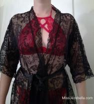 Flaunt Me Robe